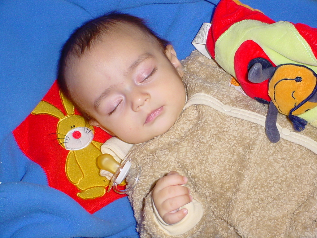 Renzo qui dort