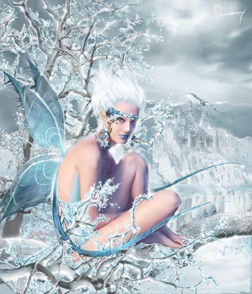 fée neiges