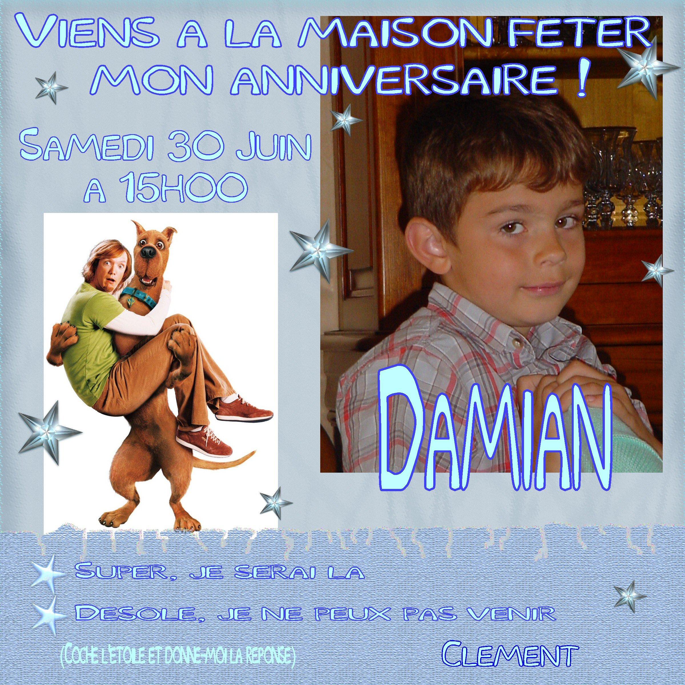 invit Damian