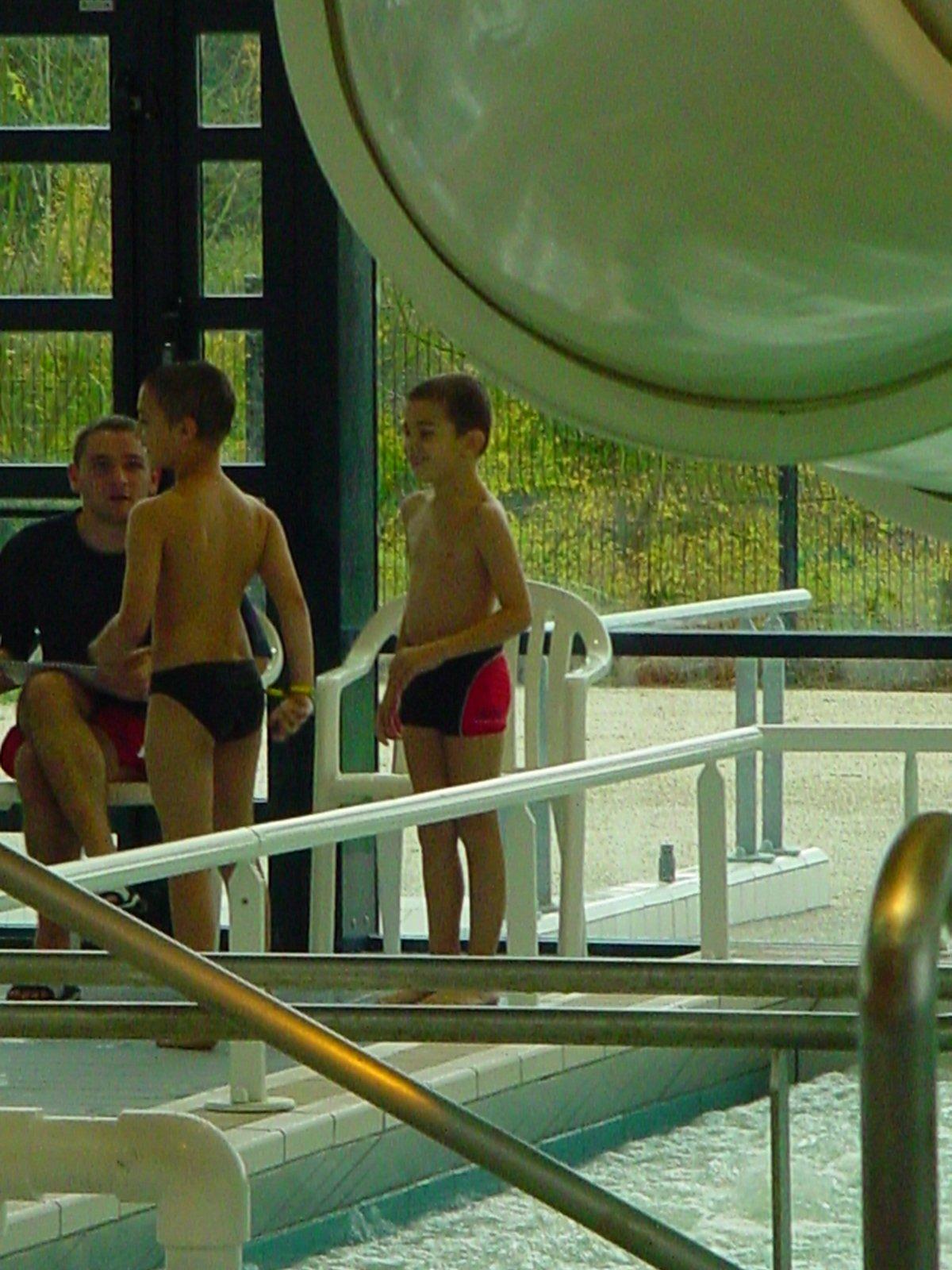 Damian piscine