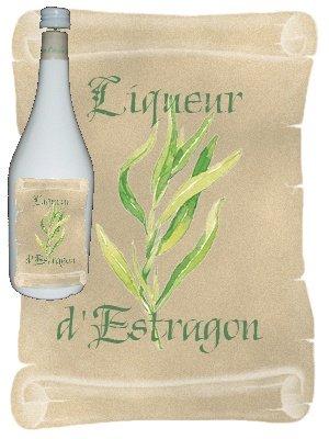 liqueur estragon