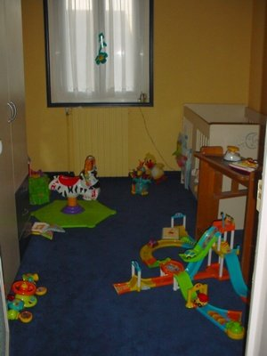 La chambre de Renzo
