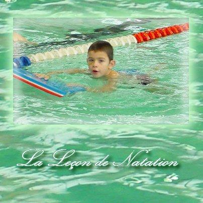 lecon de natation