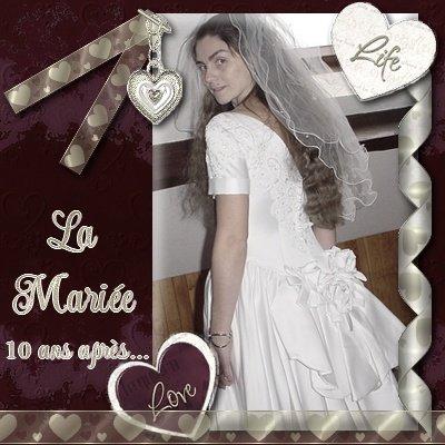 la mariée 10 ans après