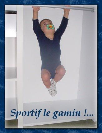 Sportif !