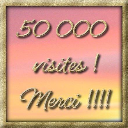 50 000 visites