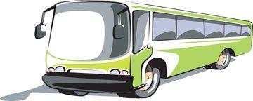 bus car