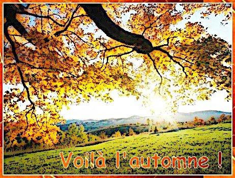 voila l automne