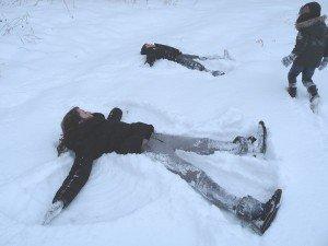 Anges dans la neige dans envie d'évasion anges-dans-la-neige-300x225