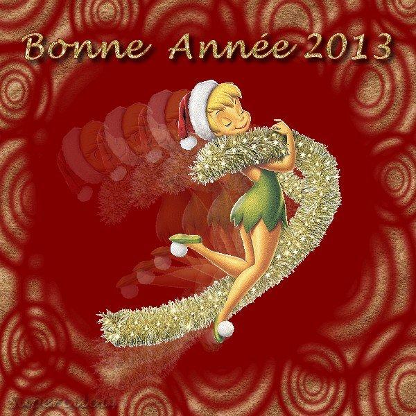 Jusque à la fin du mois.... dans fées, anges... bonne-annee-2013-clochette
